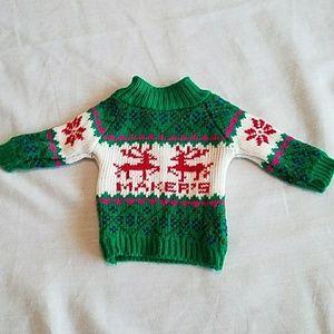 Sweaters - Maker's Mark Christmas Sweater